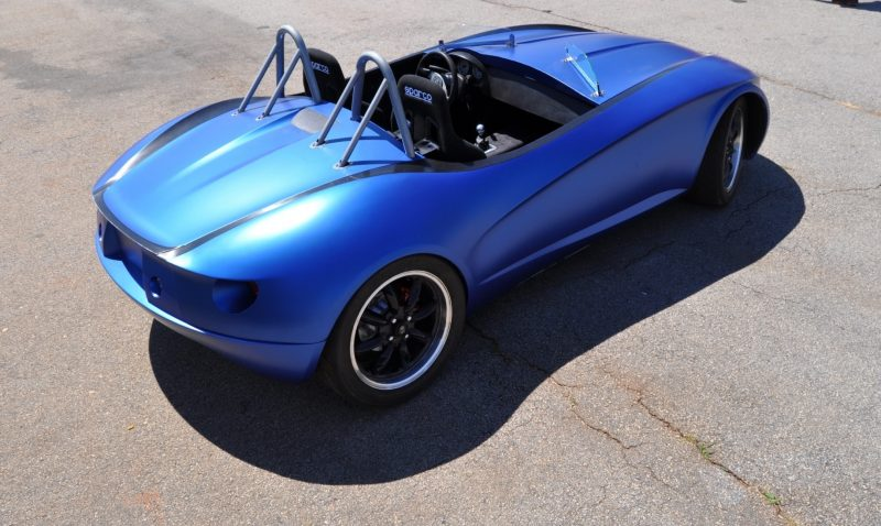 Car-Revs-Daily.com - Bauer Catfish Flyin Miata Turbo 35