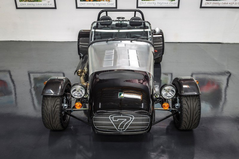 Car-Revs-Daily.com -- Caterham Seven -- USA Buyers Guide  -- LHD, Street-Legal Superformance  100
