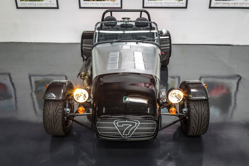 Car-Revs-Daily.com -- Caterham Seven -- USA Buyers Guide  -- LHD, Street-Legal Superformance  101