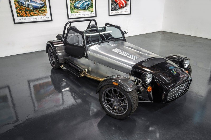Car-Revs-Daily.com -- Caterham Seven -- USA Buyers Guide  -- LHD, Street-Legal Superformance  104