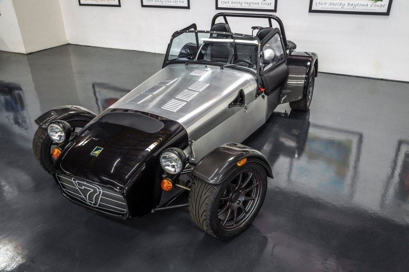 Car-Revs-Daily.com -- Caterham Seven -- USA Buyers Guide  -- LHD, Street-Legal Superformance  105