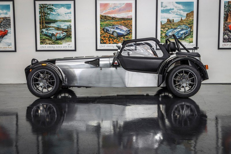 Car-Revs-Daily.com -- Caterham Seven -- USA Buyers Guide  -- LHD, Street-Legal Superformance  107