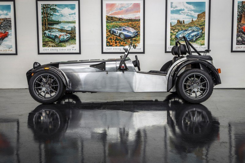 Car-Revs-Daily.com -- Caterham Seven -- USA Buyers Guide  -- LHD, Street-Legal Superformance  108