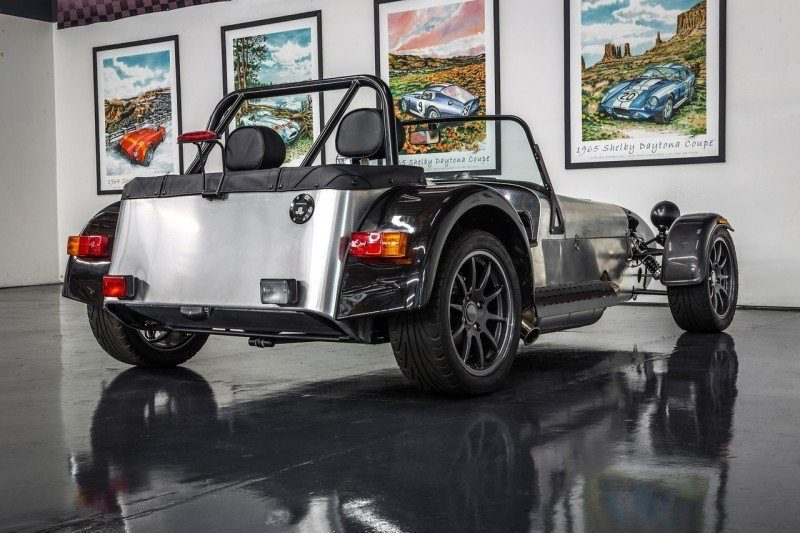 Car-Revs-Daily.com -- Caterham Seven -- USA Buyers Guide  -- LHD, Street-Legal Superformance  121