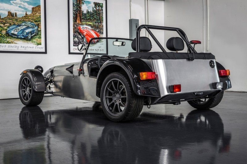 Car-Revs-Daily.com -- Caterham Seven -- USA Buyers Guide  -- LHD, Street-Legal Superformance  122