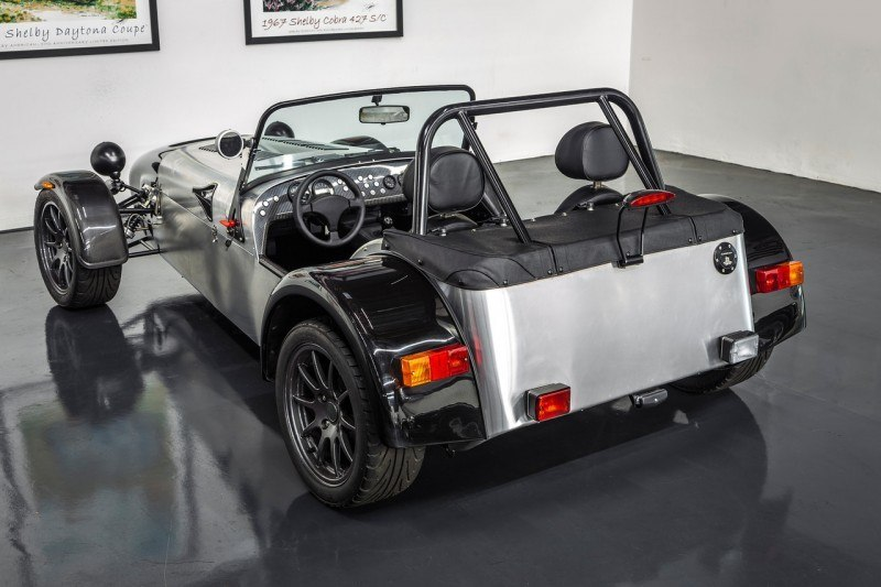 Car-Revs-Daily.com -- Caterham Seven -- USA Buyers Guide  -- LHD, Street-Legal Superformance  124