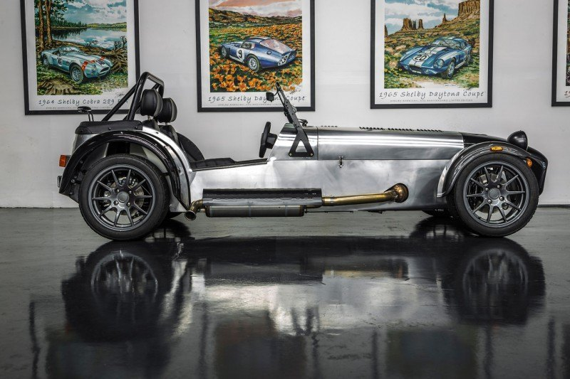 Car-Revs-Daily.com -- Caterham Seven -- USA Buyers Guide  -- LHD, Street-Legal Superformance  126