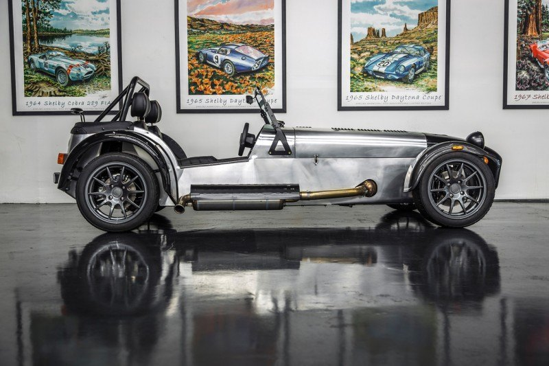 Car-Revs-Daily.com -- Caterham Seven -- USA Buyers Guide  -- LHD, Street-Legal Superformance  127