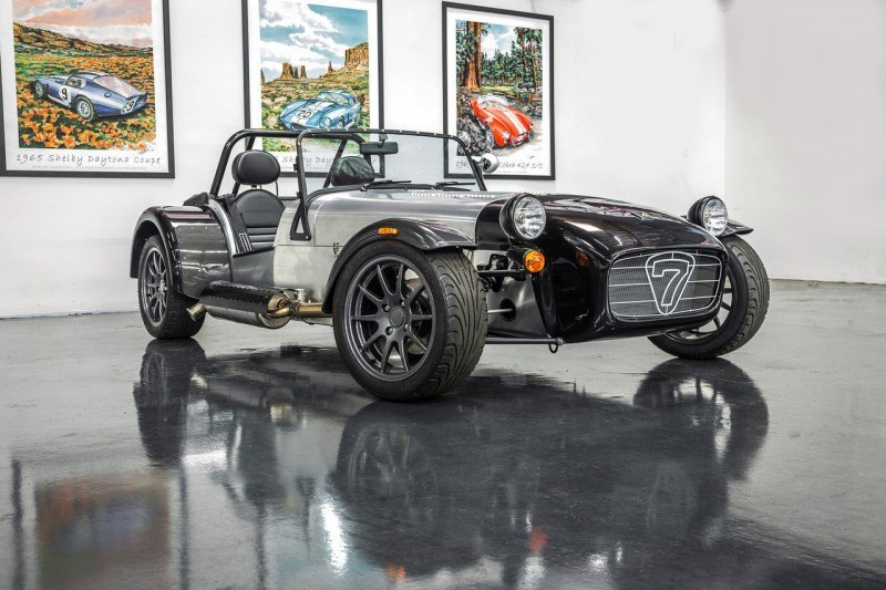 Car-Revs-Daily.com -- Caterham Seven -- USA Buyers Guide  -- LHD, Street-Legal Superformance  97