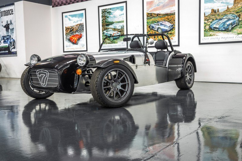 Car-Revs-Daily.com -- Caterham Seven -- USA Buyers Guide  -- LHD, Street-Legal Superformance  98