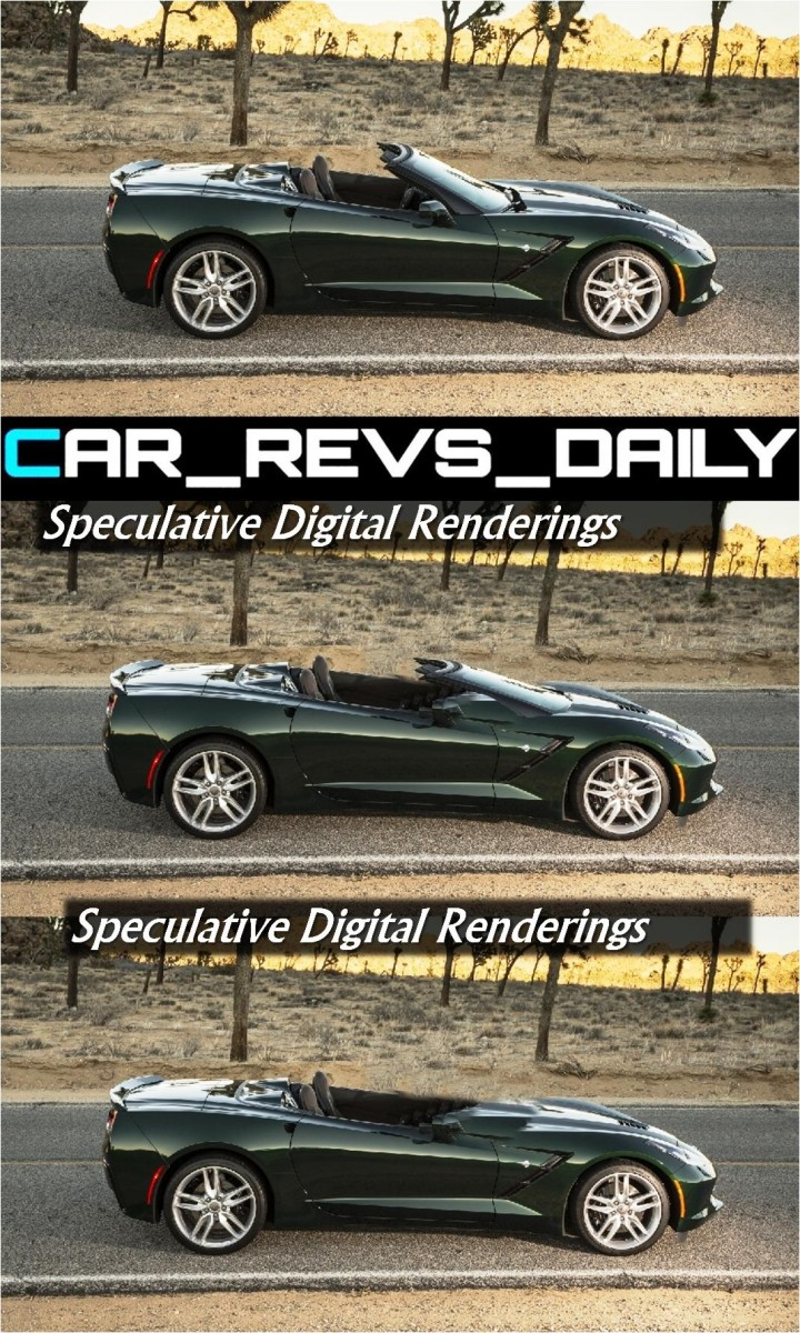 Car-Revs-Daily.com -- Corvette Z51 Speedster and Spyder