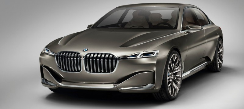 Car-Revs-Daily.com Design Analysis BMW Vision Future Luxury Concept Beijing 2014 EXTERIOR 1