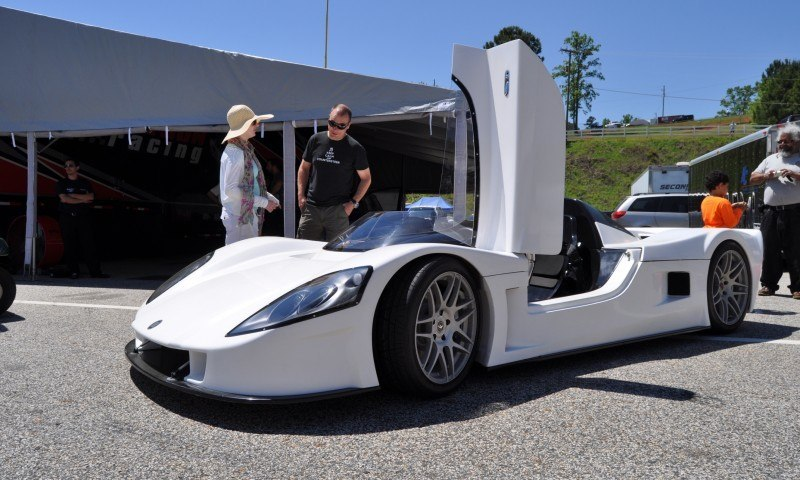 Car-Revs-Daily.com - EXCLUSIVE Preview - 2014 Superlite SLC Le Mans Spyder 17