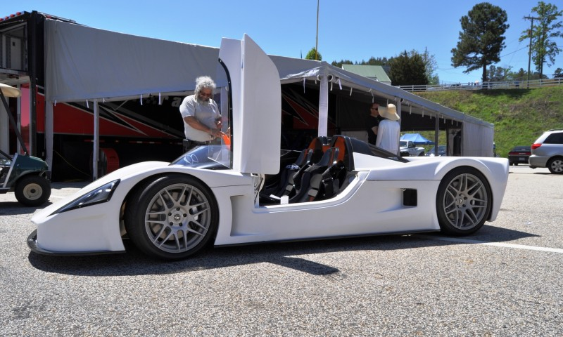 Car-Revs-Daily.com - EXCLUSIVE Preview - 2014 Superlite SLC Le Mans Spyder 19