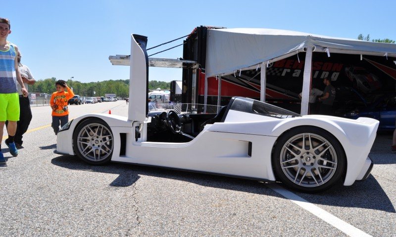 Car-Revs-Daily.com - EXCLUSIVE Preview - 2014 Superlite SLC Le Mans Spyder 23