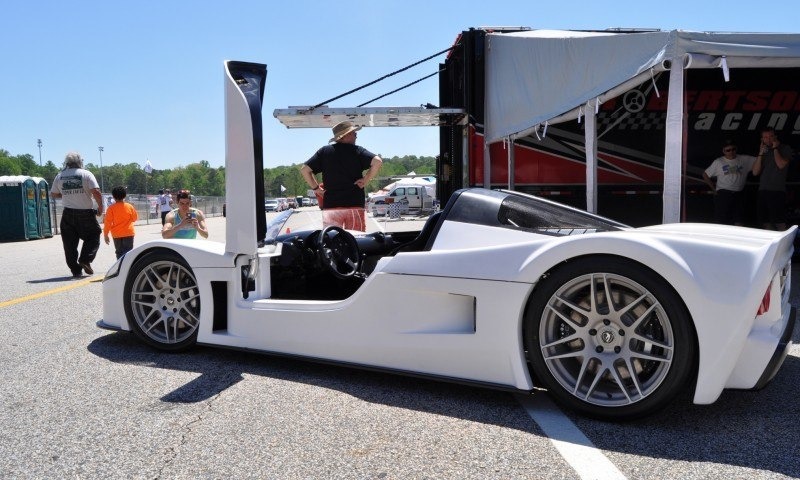 Car-Revs-Daily.com - EXCLUSIVE Preview - 2014 Superlite SLC Le Mans Spyder 24