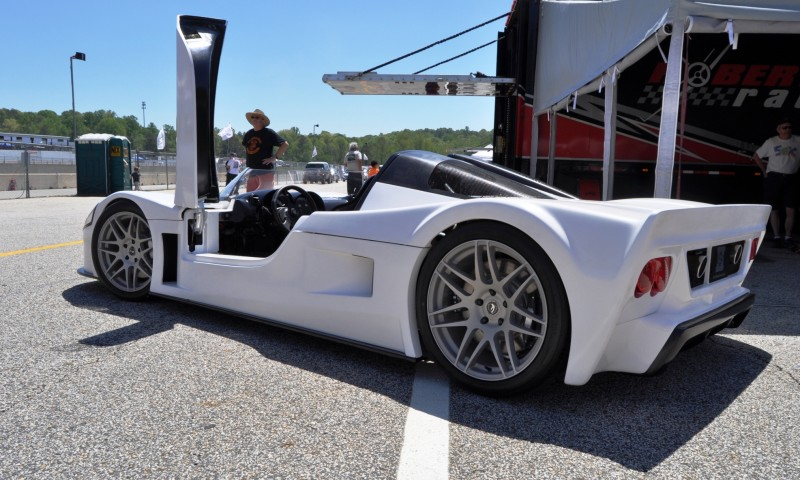 Car-Revs-Daily.com - EXCLUSIVE Preview - 2014 Superlite SLC Le Mans Spyder 25