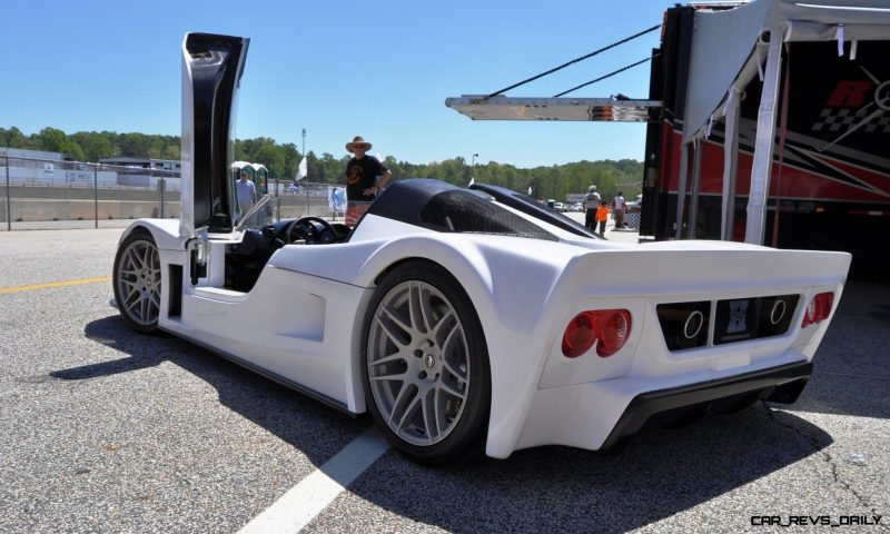 Car-Revs-Daily.com - EXCLUSIVE Preview - 2014 Superlite SLC Le Mans Spyder 26