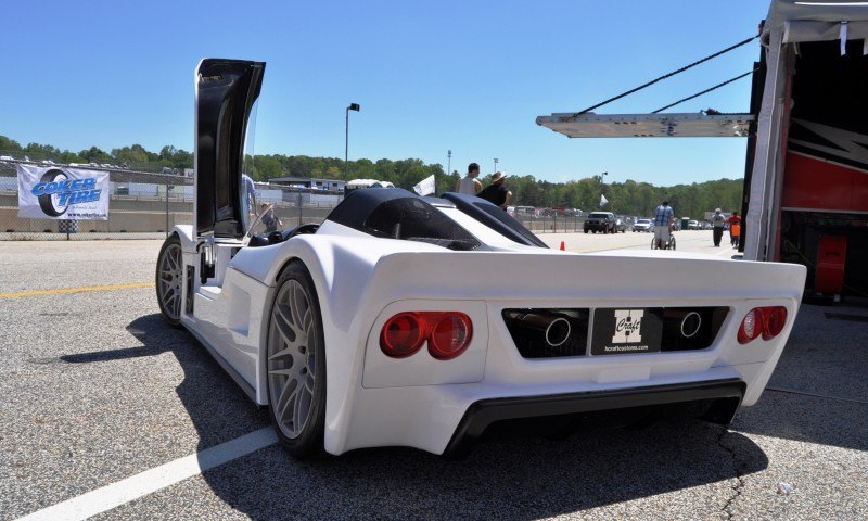 Car-Revs-Daily.com - EXCLUSIVE Preview - 2014 Superlite SLC Le Mans Spyder 27
