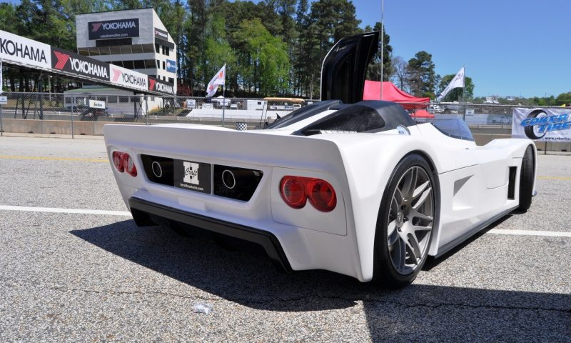 Car-Revs-Daily.com - EXCLUSIVE Preview - 2014 Superlite SLC Le Mans Spyder 32
