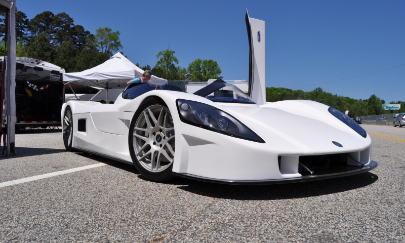 Car-Revs-Daily.com - EXCLUSIVE Preview - 2014 Superlite SLC Le Mans Spyder 37