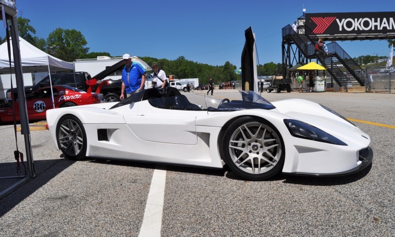 Car-Revs-Daily.com - EXCLUSIVE Preview - 2014 Superlite SLC Le Mans Spyder 57