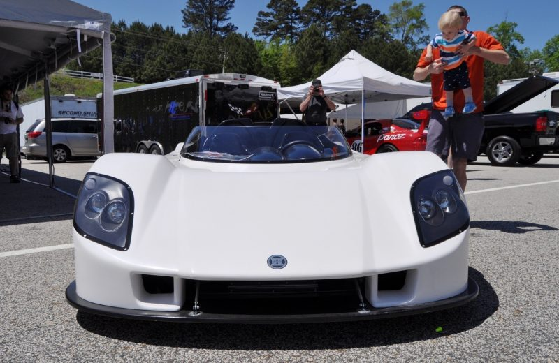 Car-Revs-Daily.com - EXCLUSIVE Preview - 2014 Superlite SLC Le Mans Spyder 59