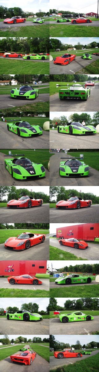 Car-Revs-Daily.com - EXCLUSIVE Preview - 2014 Superlite SLC Le Mans Spyder 66