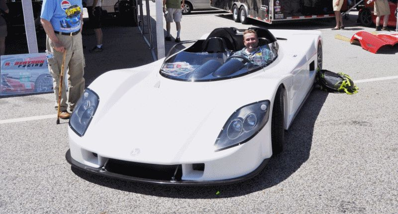 Car-Revs-Daily.com - EXCLUSIVE Preview - 2014 Superlite SLC Le Mans Spyder GIF 4