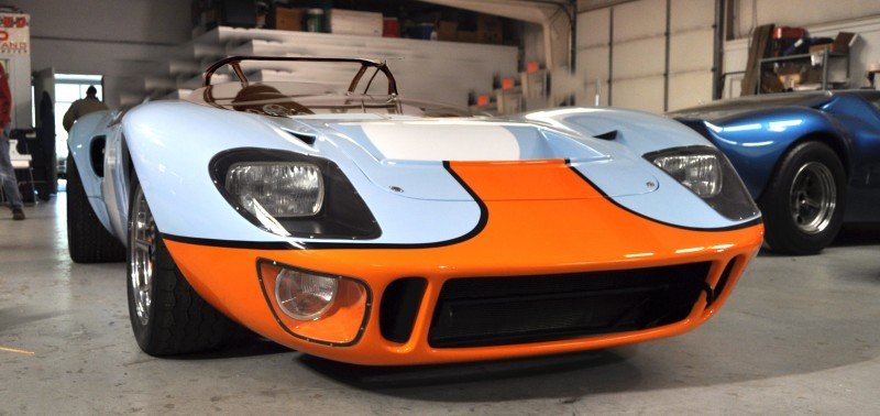 Car-Revs-Daily.com Imagines a Superformance GT40 Spyder 26