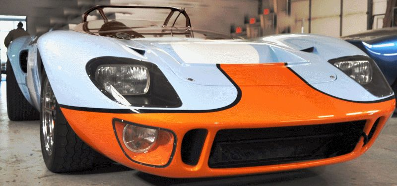 Car-Revs-Daily.com Imagines a Superformance GT40 Spyder DRAFTS PROCESS GIF2