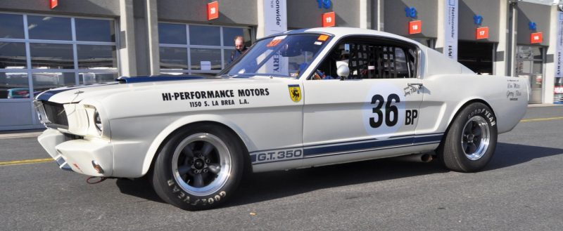 Car-Revs-Daily.com Mustang 50th GT350 Showcase 5