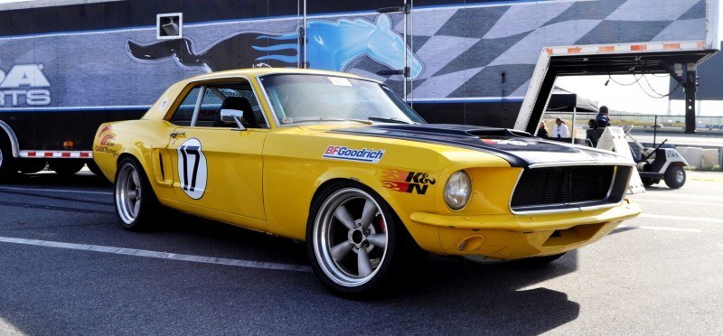 Car-Revs-Daily.com - Race-Prepped 1967 Mustang Hardtop in SB Yellow10