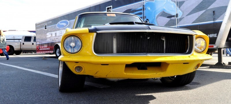 Car-Revs-Daily.com - Race-Prepped 1967 Mustang Hardtop in SB Yellow13