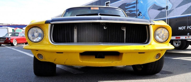Car-Revs-Daily.com - Race-Prepped 1967 Mustang Hardtop in SB Yellow14