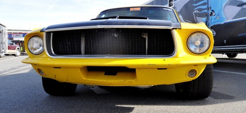 Car-Revs-Daily.com - Race-Prepped 1967 Mustang Hardtop in SB Yellow15