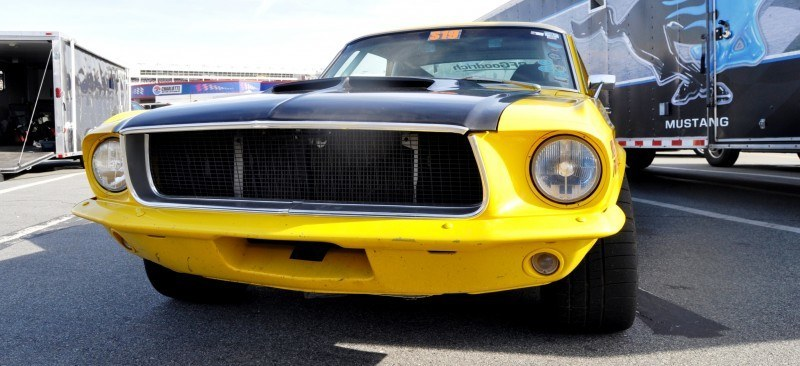Car-Revs-Daily.com - Race-Prepped 1967 Mustang Hardtop in SB Yellow16
