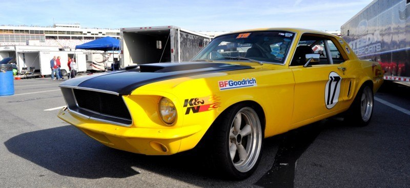 Car-Revs-Daily.com - Race-Prepped 1967 Mustang Hardtop in SB Yellow18