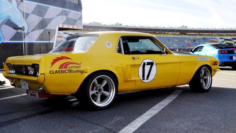 Car-Revs-Daily.com - Race-Prepped 1967 Mustang Hardtop in SB Yellow2