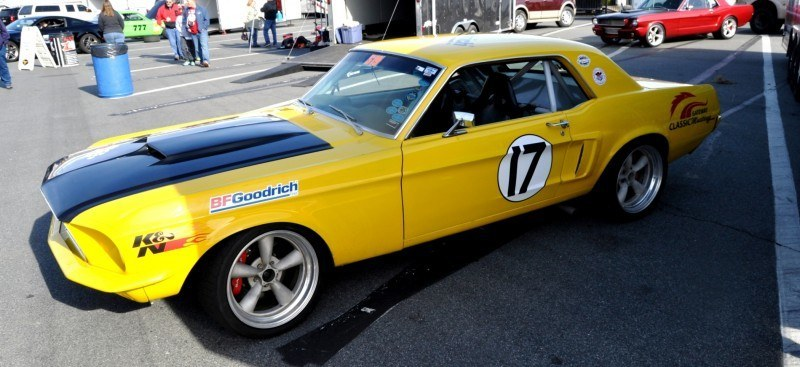 Car-Revs-Daily.com - Race-Prepped 1967 Mustang Hardtop in SB Yellow20