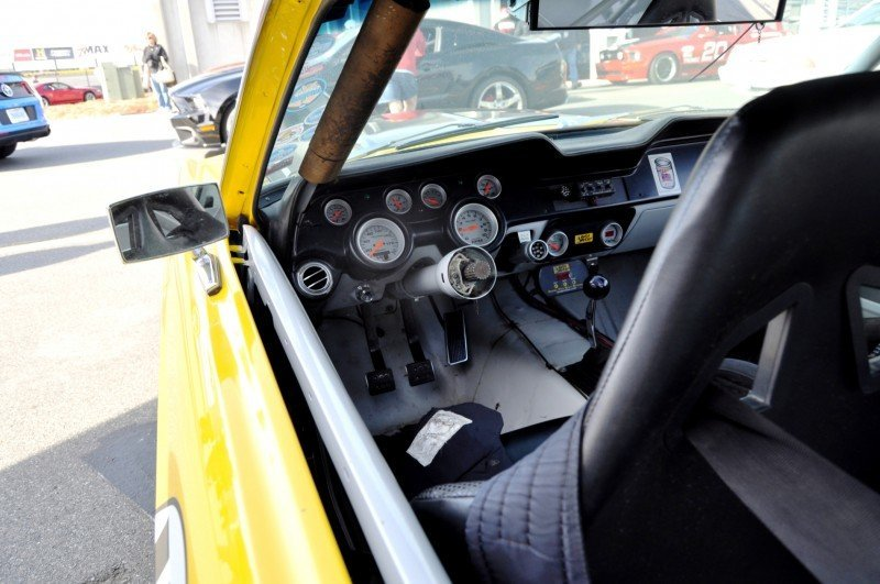 Car-Revs-Daily.com - Race-Prepped 1967 Mustang Hardtop in SB Yellow25