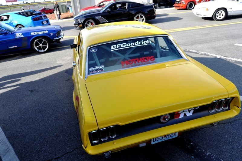Car-Revs-Daily.com - Race-Prepped 1967 Mustang Hardtop in SB Yellow29
