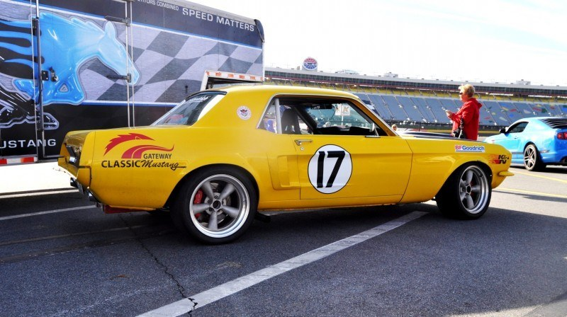 Car-Revs-Daily.com - Race-Prepped 1967 Mustang Hardtop in SB Yellow3