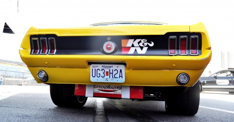 Car-Revs-Daily.com - Race-Prepped 1967 Mustang Hardtop in SB Yellow33