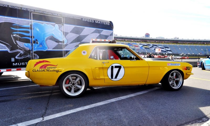 Car-Revs-Daily.com - Race-Prepped 1967 Mustang Hardtop in SB Yellow4