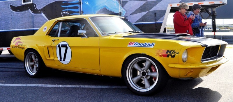 Car-Revs-Daily.com - Race-Prepped 1967 Mustang Hardtop in SB Yellow9