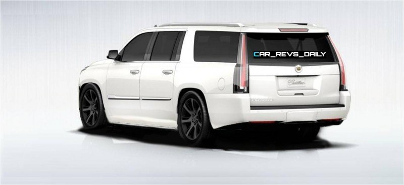 Car-Revs-Daily.com -- Rendering -- Cadillac Escalade Vsport ESV