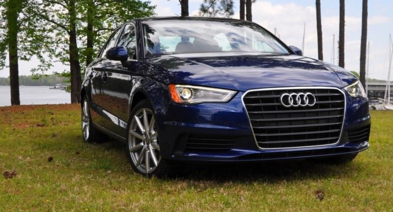 Car-Revs-Daily.com Road Test Review - 2015 Audi A3 Sedan 1.8 FWD 1