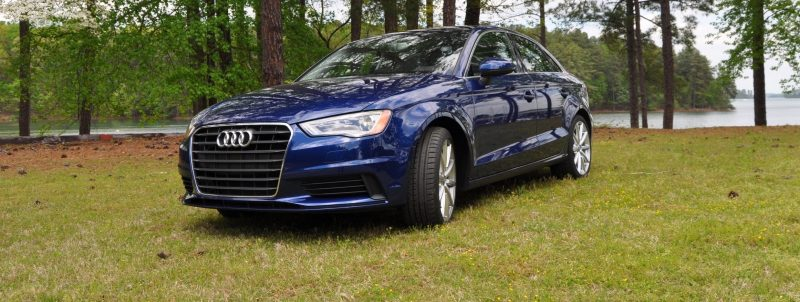 Car-Revs-Daily.com Road Test Review - 2015 Audi A3 Sedan 1.8 FWD 10