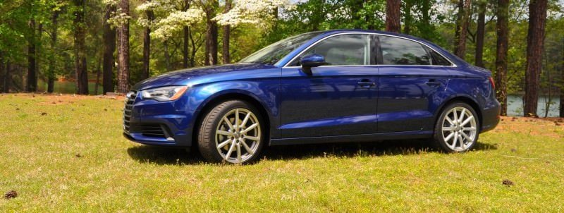 Car-Revs-Daily.com Road Test Review - 2015 Audi A3 Sedan 1.8 FWD 13